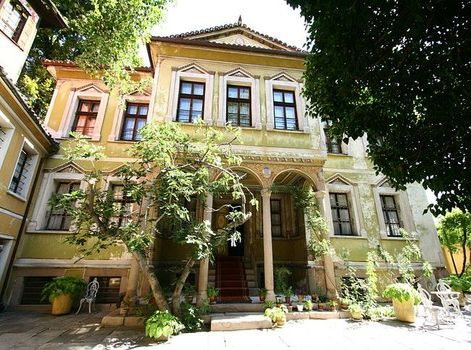 Kyshta na Nedkovich Plovdiv