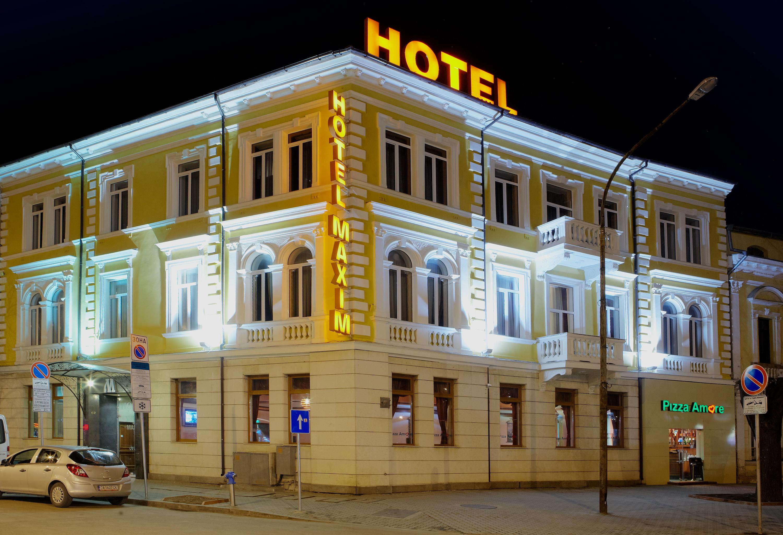hotel Maksim