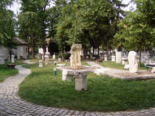 Археологическа експозиция Лапидариум