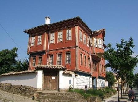 Хаджиангелова къща
