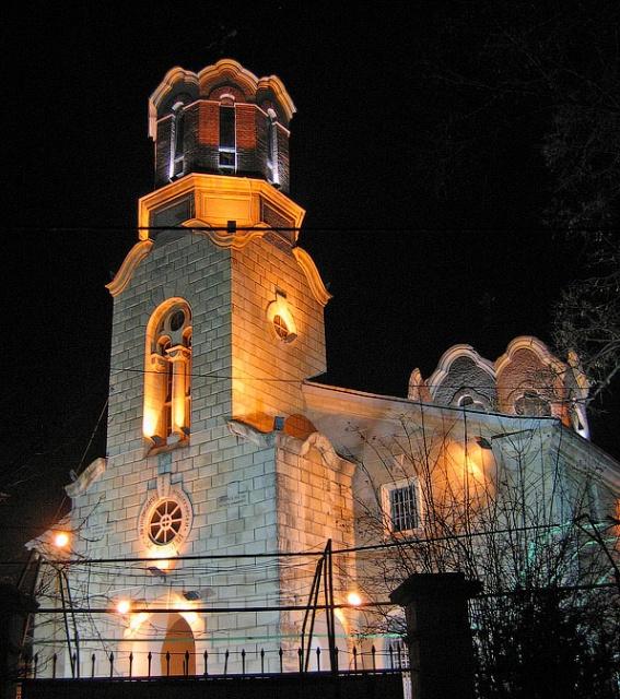 Cyrkva Sv. Nikolay Chudotvorec