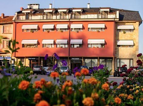 Hotel Par Avion Apriltsi