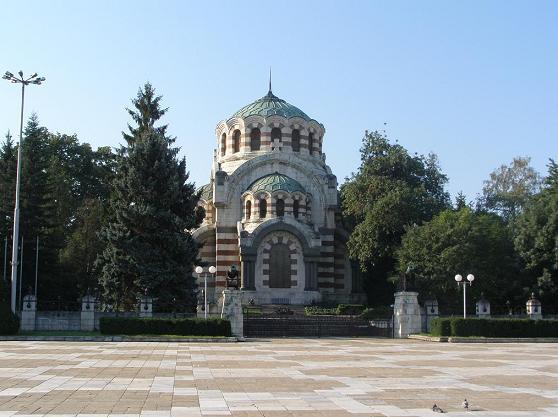 Mavzolei-paraklis Sv. Georgi Pobedonosec
