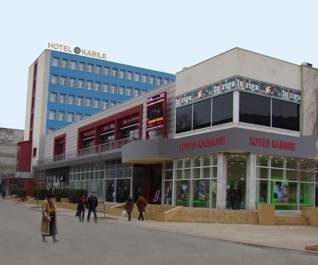 hotel Kabile