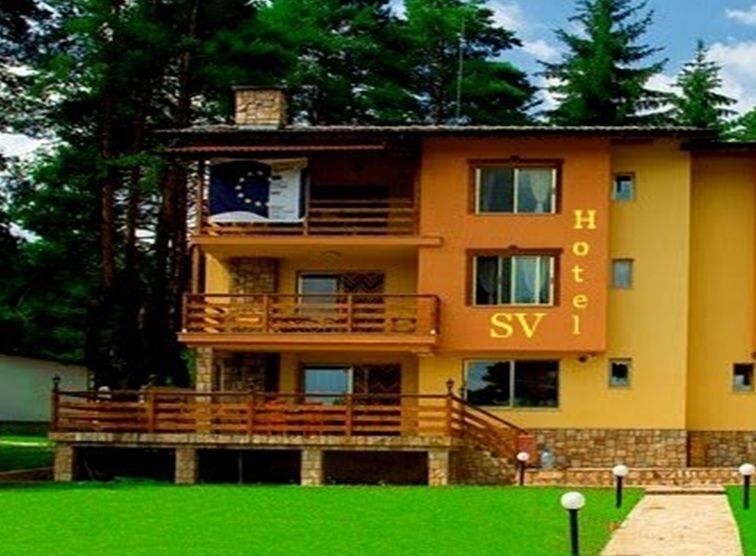 Семеен хотел SV