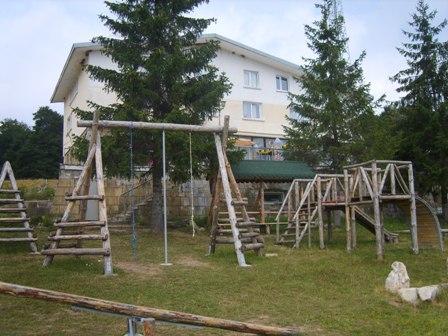 Хотел Географски център