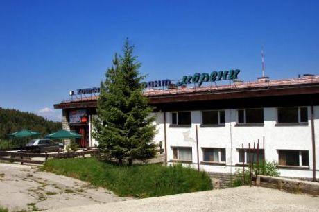 хотел Морени