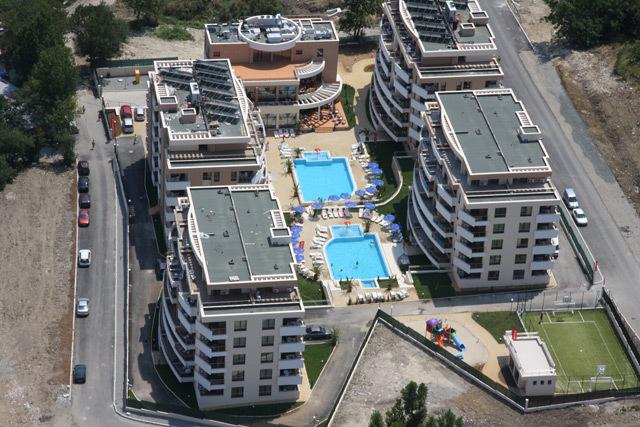 хотелски комплекс Хермес