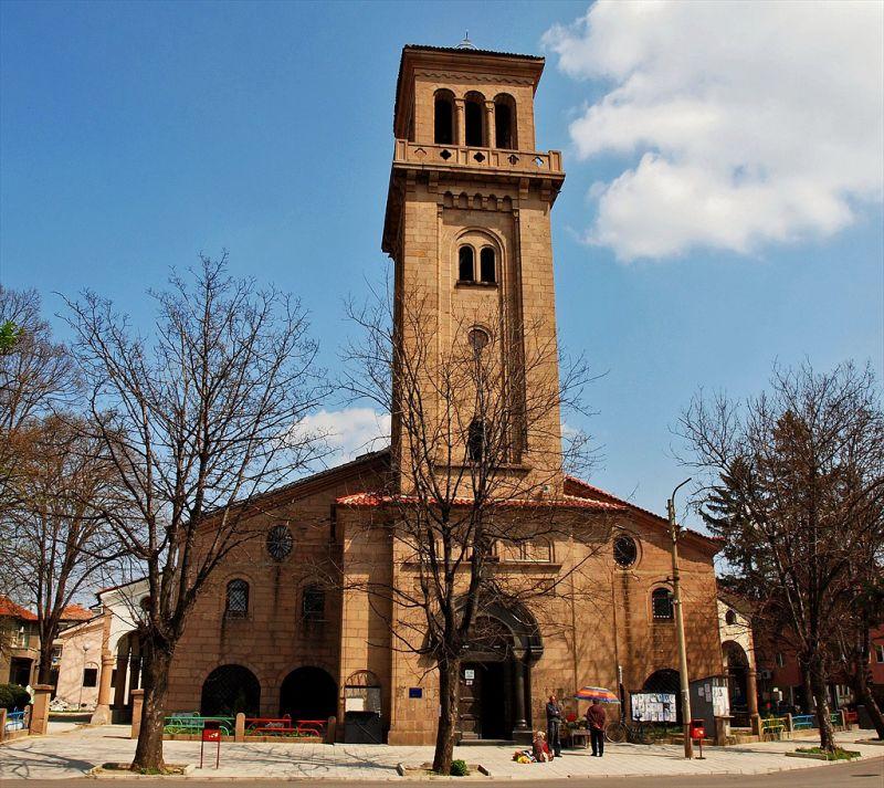 Катедрална църква Свето Успение Богородично Пазарджик