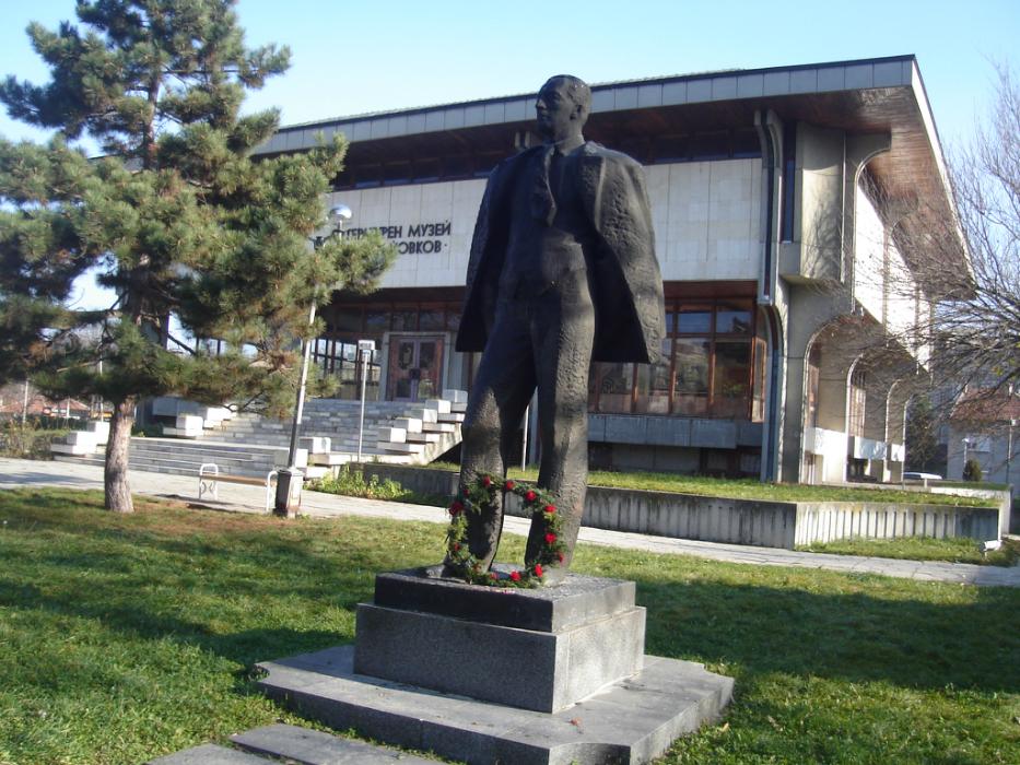 Дом-паметник Йордан Йовков