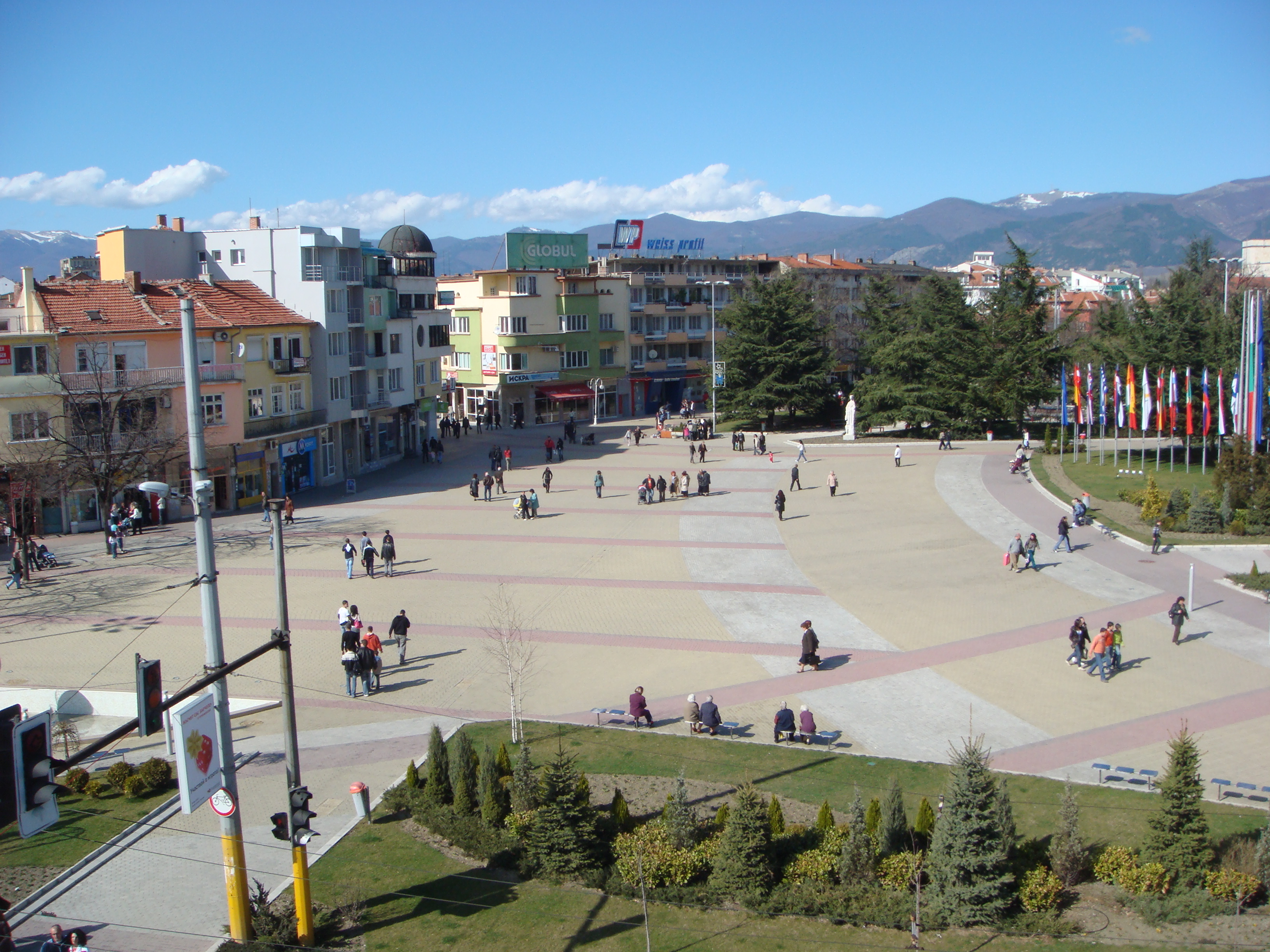 Площад Севтополис