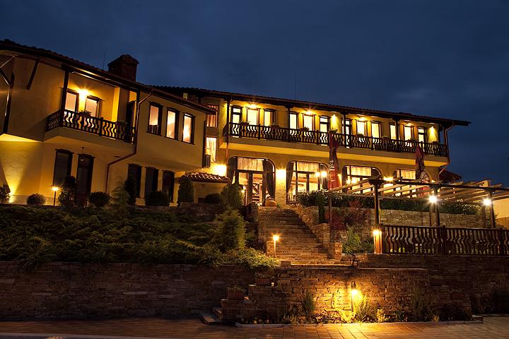 Хотел-ресторант Чифлика