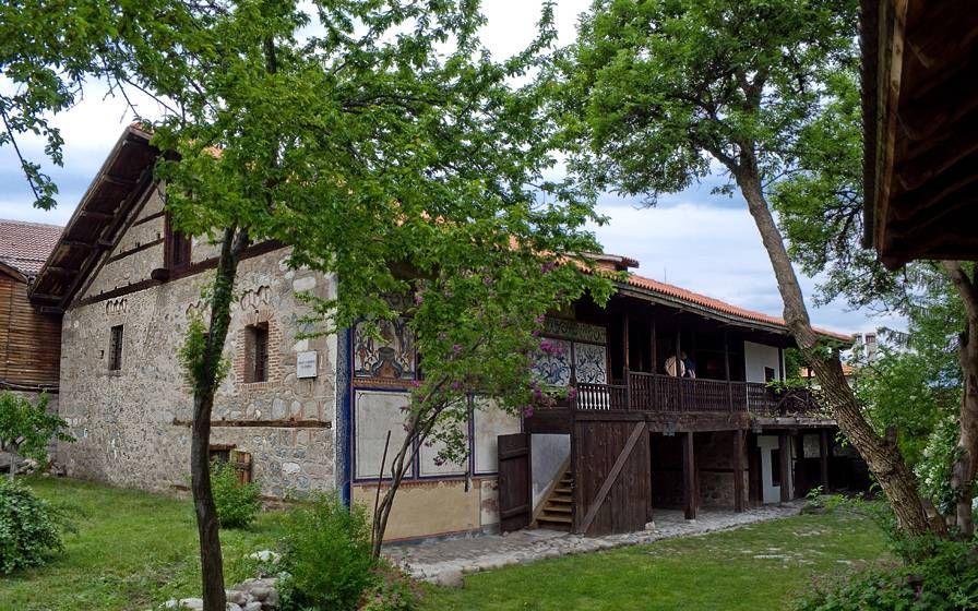 Велянова къща Банско