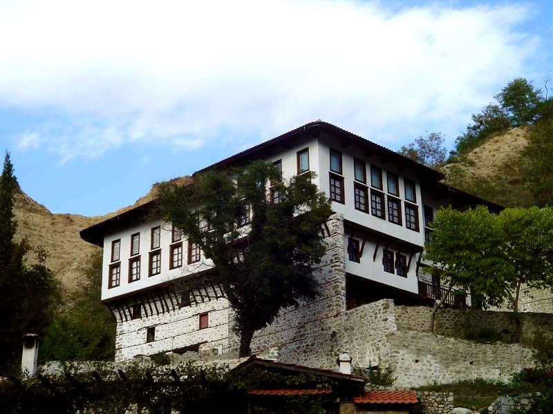 Кордопулова къща Мелник