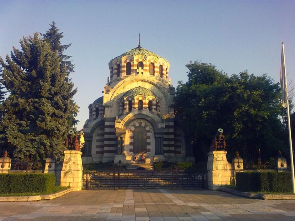 """Мавзолей-параклис """"Св. Георги Победоносец"""""""
