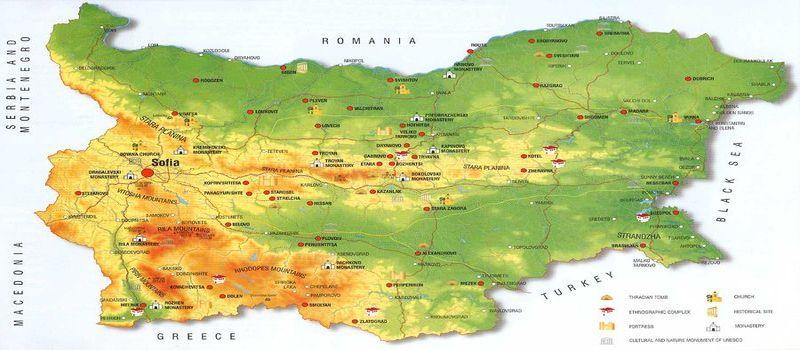 BulgarianMap