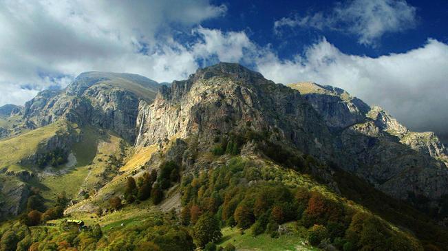 Централен Балкан 1