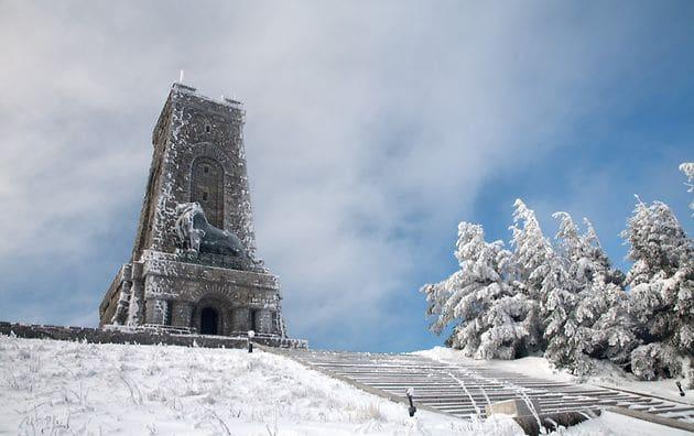 Паметник на свободата връх Шипка