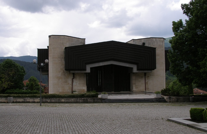 Пантеон на Георги Стойков Раковски Котел