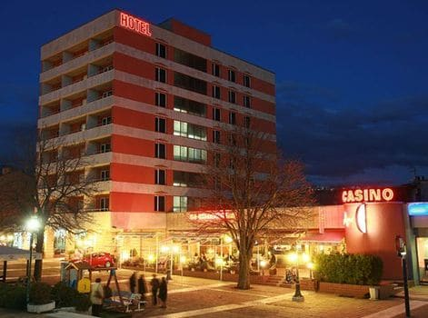 SPA hotel Sveti Nikola Sandanski