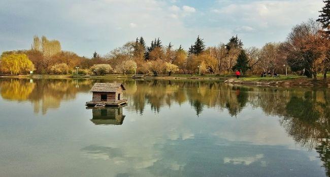 Park Bedechka Stara Zagora