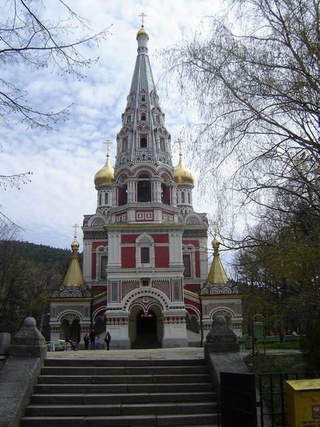 Hram-pametnik Rojdestvo Hristovo Shipka